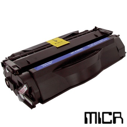 Q5949X-micr MICR Toner Cartridge - HP Remanufactured (Black)