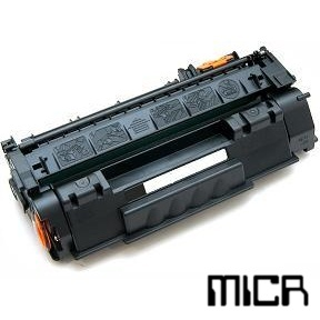 Q7553X-micr MICR Toner Cartridge - HP Remanufactured (Black)