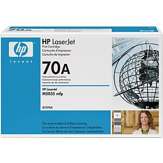 Q7570A Toner Cartridge - HP Genuine OEM (Black)