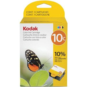 10C Ink Cartridge - Kodak Genuine OEM (Color)