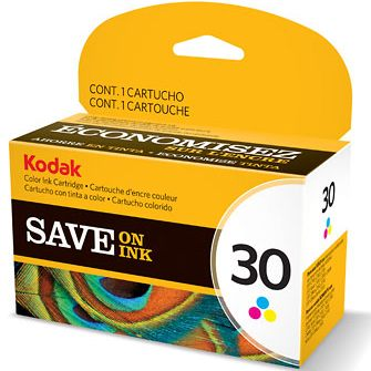 30C Ink Cartridge - Kodak Genuine OEM (Color)