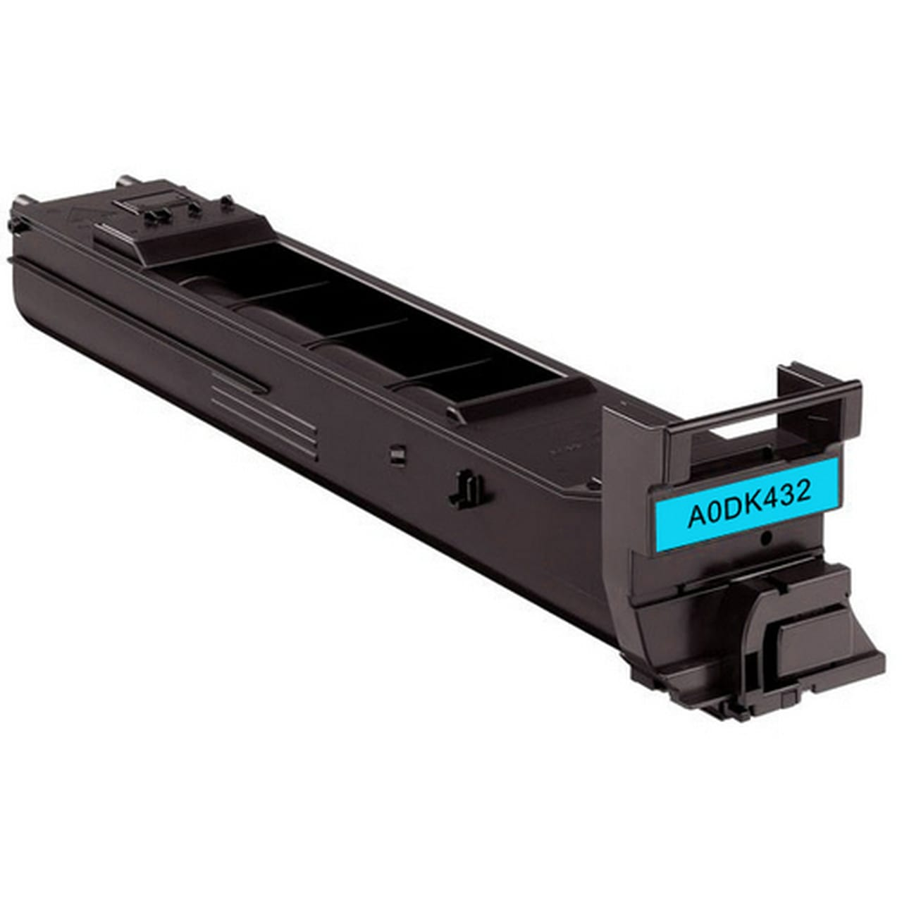 A0DK432 Toner Cartridge - Konica-Minolta Remanufactured  (Cyan)