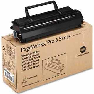 1710399-002 Toner Cartridge - Konica-Minolta Genuine OEM (Black)
