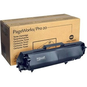 1710434-001 Toner Cartridge - Konica-Minolta Genuine OEM (Black)