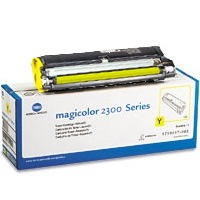 1710517-002 Toner Cartridge - Konica-Minolta Genuine OEM (Yellow)