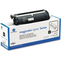 1710517-005 Toner Cartridge - Konica-Minolta Genuine OEM (Black)