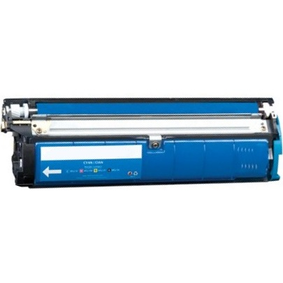 1710517-008 Toner Cartridge - Konica-Minolta Remanufactured (Cyan)