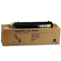 1710530-002 Toner Cartridge - Konica-Minolta Genuine OEM (Yellow)