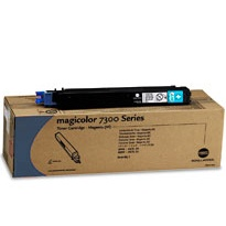 1710530-004 Toner Cartridge - Konica-Minolta Genuine OEM (Cyan)