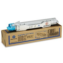 1710550-004 Toner Cartridge - Konica-Minolta Genuine OEM (Cyan)