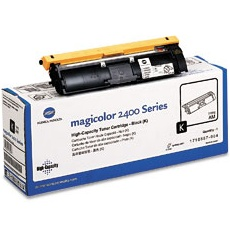 1710587-004 Toner Cartridge - Konica-Minolta Genuine OEM (Black)