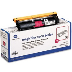 1710587-006 Toner Cartridge - Konica-Minolta Genuine OEM (Magenta)