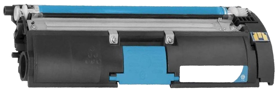 1710587-007 Toner Cartridge - Konica-Minolta Remanufactured (Cyan)
