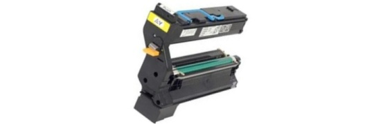 1710602-006 Toner Cartridge - Konica-Minolta Remanufactured (Yellow)