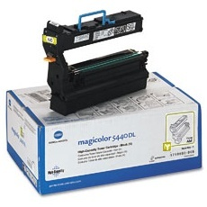 1710602-006 Toner Cartridge - Konica-Minolta Genuine OEM (Yellow)
