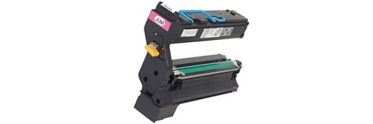 1710602-007 Toner Cartridge - Konica-Minolta Remanufactured (Magenta)
