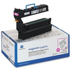 1710602-007 Toner Cartridge - Konica-Minolta Genuine OEM (Magenta)