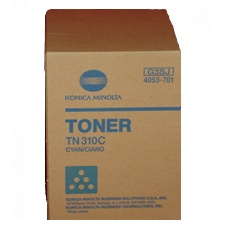 4053-701 Toner Cartridge - Konica-Minolta Genuine OEM (Cyan)