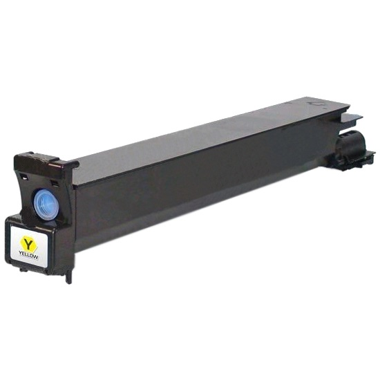 8938-614 Toner Cartridge - Konica-Minolta Compatible (Yellow)