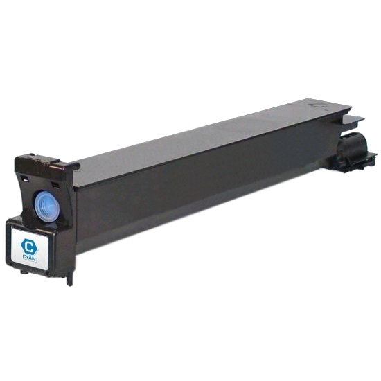 8938-616 Toner Cartridge - Konica-Minolta Compatible (Cyan)
