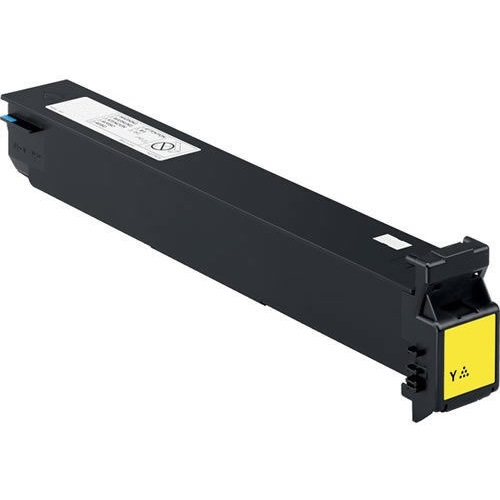 8938-506 Toner Cartridge - Konica-Minolta Compatible (Yellow)
