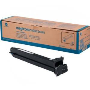 A0D7133 Toner Cartridge - Konica-Minolta Genuine OEM (Black)