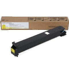 A0D7232 Toner Cartridge - Konica-Minolta Genuine OEM (Yellow)