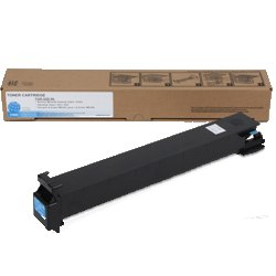 A0D7432 Toner Cartridge - Konica-Minolta Genuine OEM (Cyan)