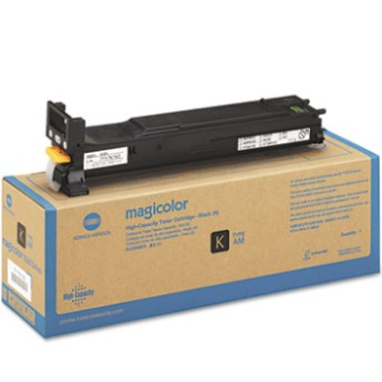 A0DK132 Toner Cartridge - Konica-Minolta Genuine OEM (Black)