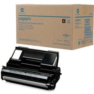 A0FP011 Toner Cartridge - Konica-Minolta Genuine OEM (Black)