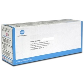 A0V306F Toner Cartridge - Konica-Minolta Genuine OEM (Yellow)
