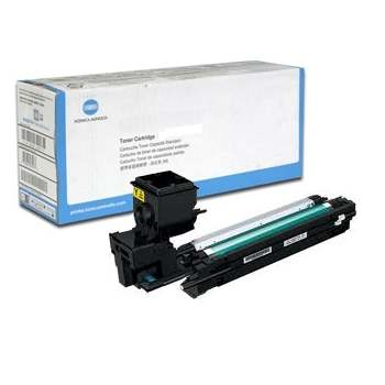 A0WG07F Toner Cartridge - Konica-Minolta Genuine OEM (Yellow)