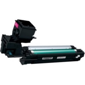 A0WG0DF Toner Cartridge - Konica-Minolta Remanufactured (Magenta)