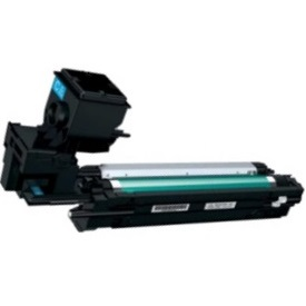 A0WG0JF Toner Cartridge - Konica-Minolta Remanufactured (Cyan)