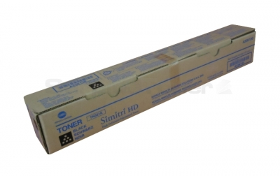 A33K130 Toner Cartridge - Konica-Minolta Genuine OEM (Black)