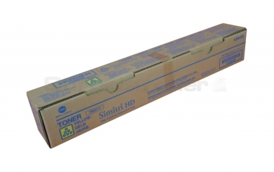 A33K230 Toner Cartridge - Konica-Minolta Genuine OEM (Yellow)