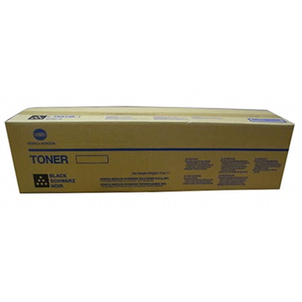 A3VU130 Toner Cartridge - Konica-Minolta Genuine OEM (Black)