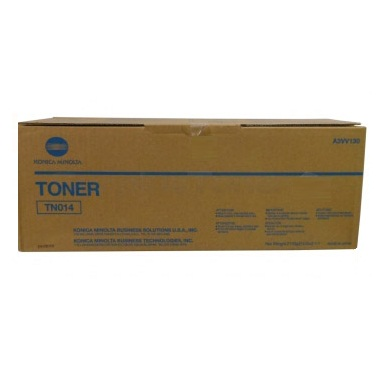 A3VV130 Toner Cartridge - Konica-Minolta Genuine OEM (Black)