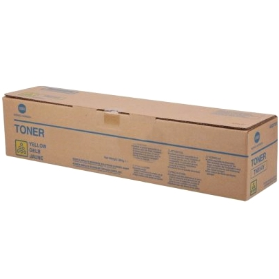 A5X0230 Toner Cartridge - Konica-Minolta Genuine OEM (Yellow)