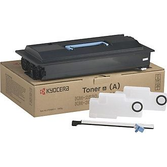 370AB011 Toner Cartridge - Kyocera Mita Genuine OEM (Black)