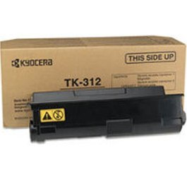 TK-312 Toner Cartridge - Kyocera Mita Genuine OEM (Black)