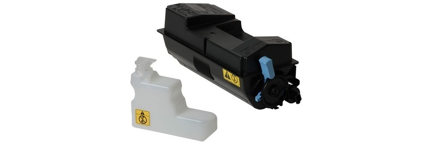 TK-3122 Toner Cartridge - Kyocera Mita Compatible (Black)
