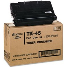 TK-45 Toner Cartridge - Kyocera Mita Genuine OEM (Black)
