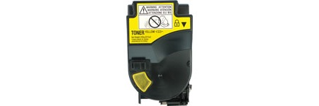 TK-622Y Toner Cartridge - Kyocera Mita Compatible (Yellow)