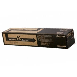 TK-8307K Toner Cartridge - Kyocera Mita Genuine OEM (Black)