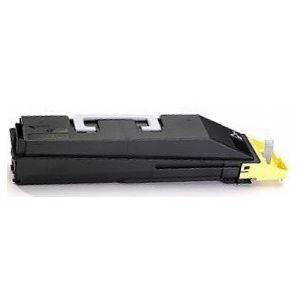 TK-857Y Toner Cartridge - Kyocera Mita Compatible (Yellow)