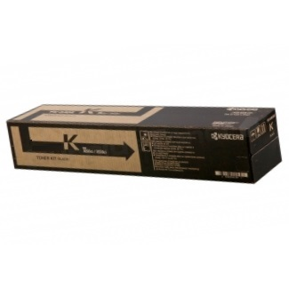 TK-8707K Toner Cartridge - Kyocera Mita Genuine OEM (Black)