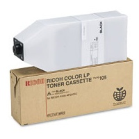 Lanier 885372 Toner Cartridge - Lanier Genuine OEM (Black)