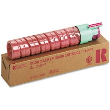 Lanier 888310 Toner Cartridge - Lanier Genuine OEM (Magenta)