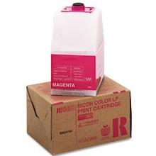 Lanier 888444 Toner Cartridge - Lanier Genuine OEM (Magenta)
